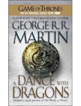 Game Of Thrones, Le trône de fer - Tome 5 : Dance with dragons
