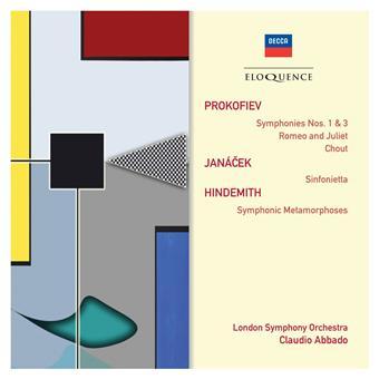 Symphonies 1 & 3 - Sinfonietta