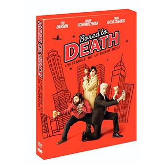 Bored to DeathBored to Death - Coffret intégral de la Saison 2