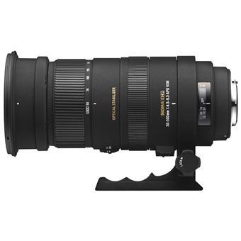 Sigma DG APO OS HSM 50 - 500 mm f/4.5 - 6.3, Monture Pentax