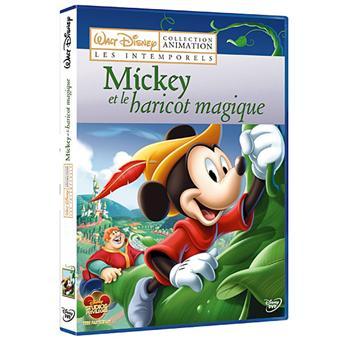 MICKEY & LE HARICOT MAGIQUE-VF
