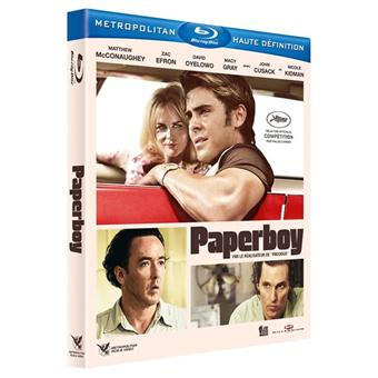Paperboy Blu-ray