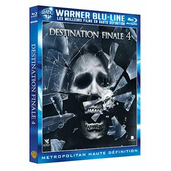 Destination finale 4 - Blu-Ray - Version 2D