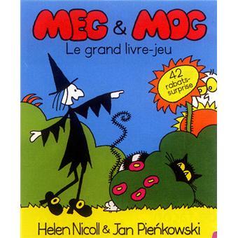 Meg Et Mog Le Grand Livre Jeu