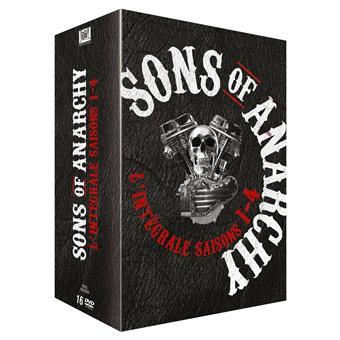 Sons of AnarchySons of Anarchy - Coffret intégral des Saisons 1 à 4