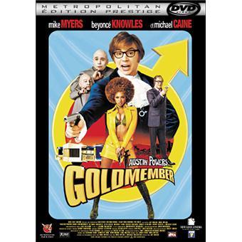 Austin Powers dans Goldmember DVD