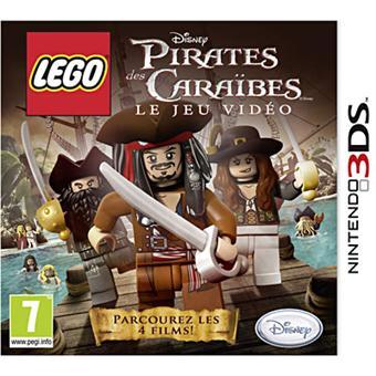 Lego Pirates des Caraïbes 3DS