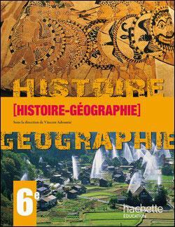 Histoire Geographie 6e En 1 Volume Livre Eleve