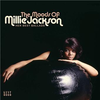 Moods of Millie Jackson - Her best ballads