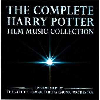 The City Of Prague Philharmoni-The Complete Harry Potter F