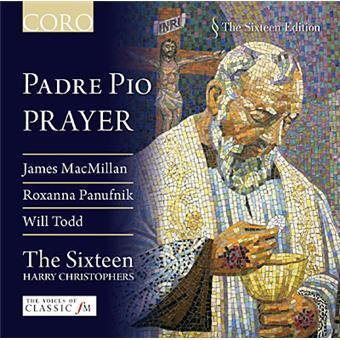 Padre pio's prayer