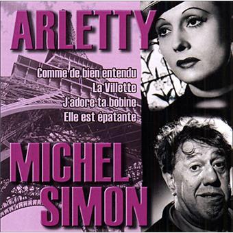 1c24a2a11cccb9 Comme de bien entendu - Arletty - Simon - CD album - Achat   prix   fnac