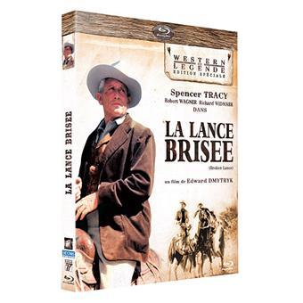 La Lance brisée - Blu-Ray
