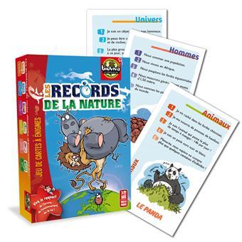 RECORD DE LA NATURE (BLEU)