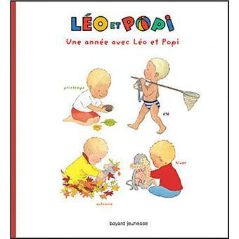 Léo et Popi -  : Léo et Popi - Les petits bonheurs au fil des saisons