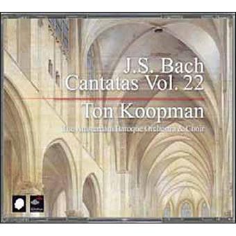 Cantatas vol.22-last part