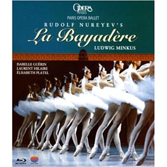 LA BAYADERE (BLU-RAY)