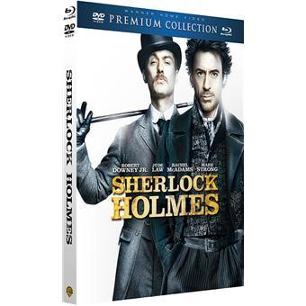 Sherlock HolmesSherlock Holmes - Premium Collection - Combo Blu-Ray + DVD