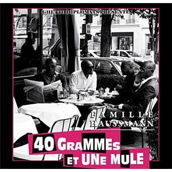 40 grammes et 1 mule - Inclus DVD bonus