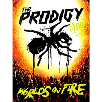 World's on fire - Inclus CD bonus