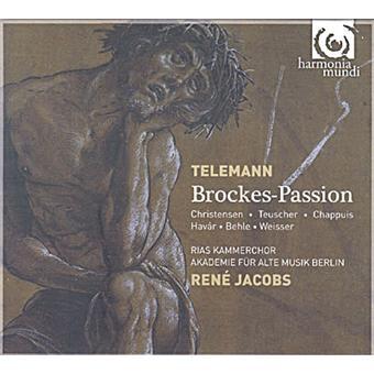Telemann: Brockes-Passion