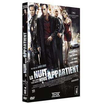 La Nuit nous appartient DVD