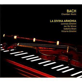 Musique de chambre jean s bastien bach cd album for Bach musique de chambre