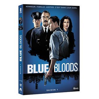 Blue BloodsBlue Bloods - Coffret intégral de la Saison 1