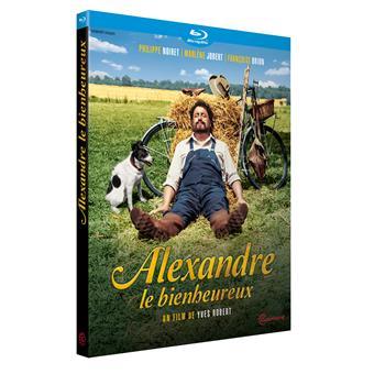 Alexandre le bienheureux Blu-ray