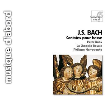 Cantates BWV56, BWV82 et BWV158
