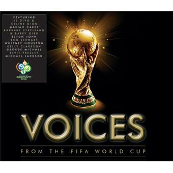 Voices coupe du monde de football 2006 compilation cd album achat prix fnac - Musique coupe du monde 2006 ...