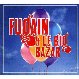 Best of 3 CD - Michel Fugain, les Années Big Bazar