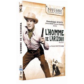 L'Homme de l'Arizona DVD