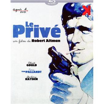 Le privé - Blu-Ray