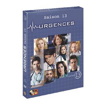 UrgencesUrgences - Coffret intégral de la Saison 13