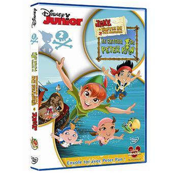 Jake et les pirates du Pays imaginaireJake et les pirates du Pays Imaginaire Volume 2 Le retour de Peter Pan DVD