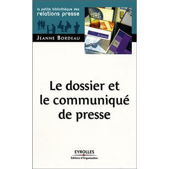 Le Dossier De Presse Reflexions Methodes Et Outils Broche