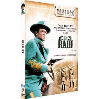 Le Raid DVD