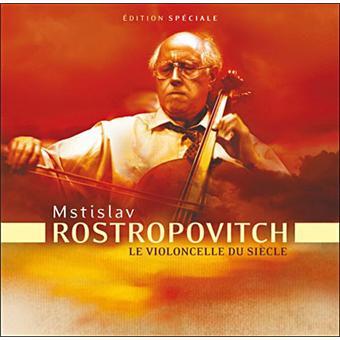 Le Violoncelle du siècle - Coffret 3 CD du 80ième anniversaire