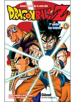 Dragon Ball ZLes Saïyens