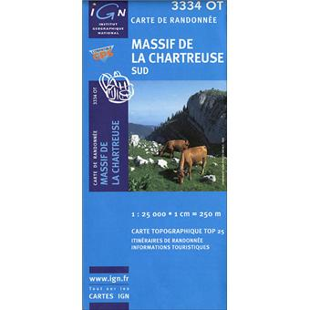 Massif de la Chartreuse Sud