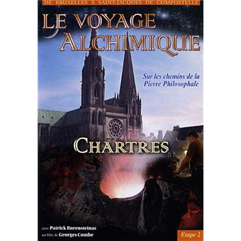 le voyage alchimique chartres volume 2 dvd zone 2 achat prix fnac. Black Bedroom Furniture Sets. Home Design Ideas