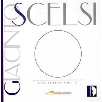 Scelsi edition - volume 3 - musique orch