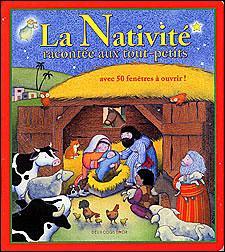 La Nativité racontée aux tout-petits