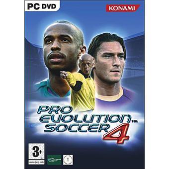 Pro Evolution Soccer 4 - PES 4