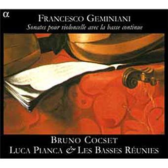 Sonates violoncelle avec