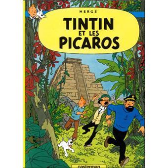 TintinTintin et les Picaros