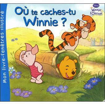 Winnie L Ourson Winnie L Ourson Ou Te Caches