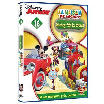 La Maison de MickeyMAISON DE MICKEY VOL16-FR