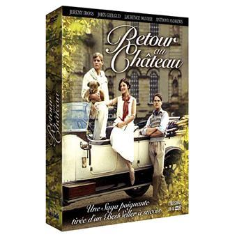 RETOUR AU CHATEAU-INTEGR-4 DVD-VF